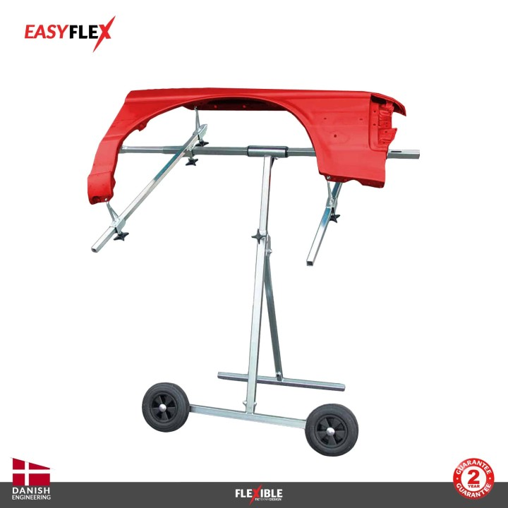 easyflex paint stand wing fender
