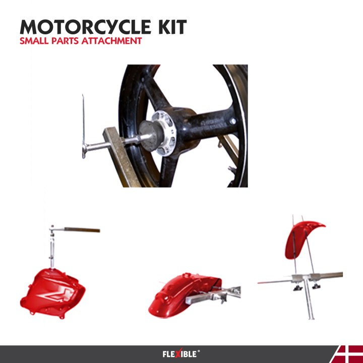 Motorcycle Repair Kit for paint stand