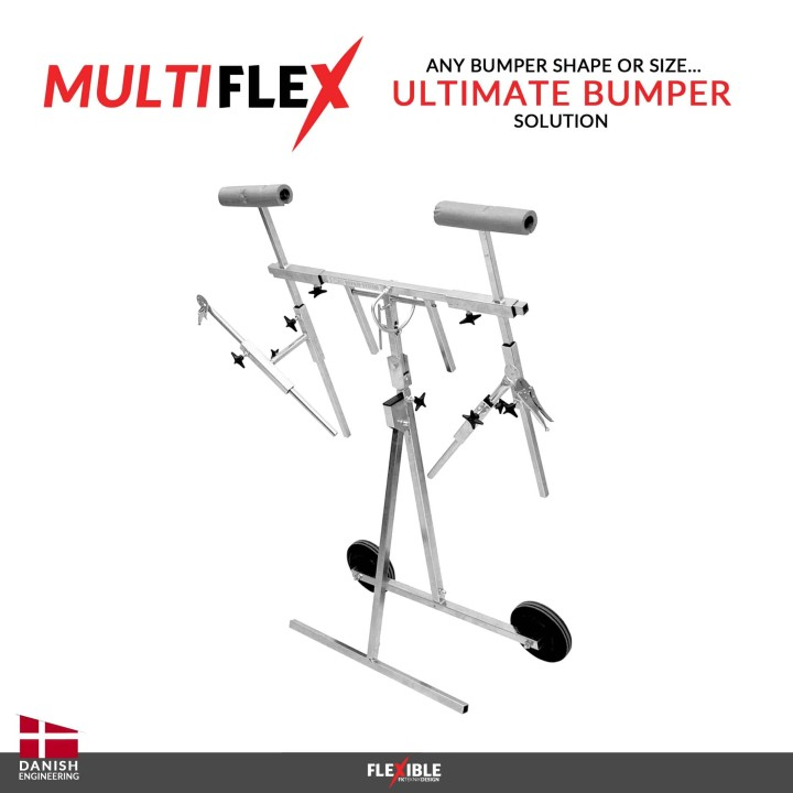 MultiFlex Body shop Bumper Stand frame