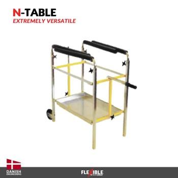 Automotive body shop work table